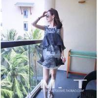 BJGGHS8G dress putih,white dress,dress import,simple dress,dress murah