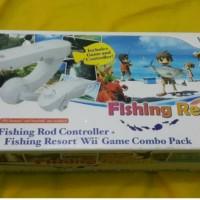 fishing resort nintendo wii