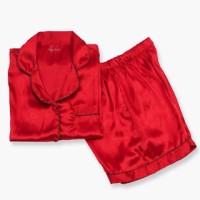 (FREE ONGKIR) Piyama / Sleepshirt (Daster Cantik) / Baju Tidur Satin