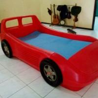 Little Tikes Car Bed / Kasur Mobil Little Tikes / Dipan