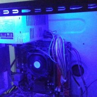 Harga LED Strip Komputer 25 cm Molex ATA | WIKIPRICE INDONESIA