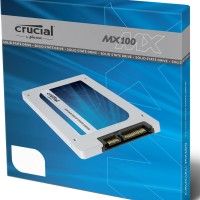 Crucial MX100 128GB - Best Performance !
