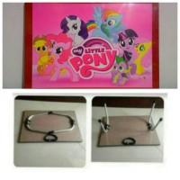 Meja Little Pony / Meja Anak / Meja Lipat / Meja Belajar