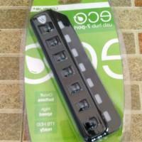 harga Eco by Unique USB Hub 7 Port + Adaptor Tokopedia.com
