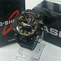 Jam Tangan G-Shock Casio Dualtime Rubber