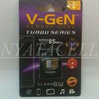 Memory Vgen 64GB Class 10 (MMC/Micro SD HC/Card/Memori/Kelas 10/64 GB)