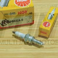 Busi NGK CPR6EA - 9 ORIGINAL - BEAT KARISMA SUPRAX125 SATRIA 150