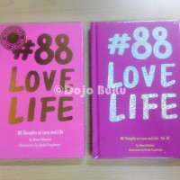 88 Love Life (88 thoughts on love and life) HC Diana Rikasari