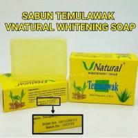 Sabun Temulawak Natural / Sabun Temulawak Original / Temulawak Soap As