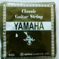 1 Set Classic Guitar String Nylon / Senar Gitar Yamaha - NS11