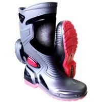 harga AP Boot - Sepatu Bikers Moto 3 - Hitam Tokopedia.com