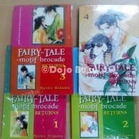 Komik Seri : fairy Tale Motif Brocade Returns ( Kyoko Hikawa )