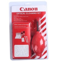 7-in-1 Canon Cleaning Kit Set - Red