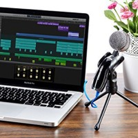 harga Usb Plug Dekstop Mic Microphone Classic Studio Rekaman Pc Laptop Tokopedia.com