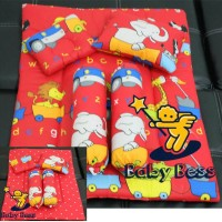 harga matras bayi kecil 2 motif  bess / selimut/ kasur bayi kelambu Tokopedia.com