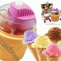 Nice Ice Cream Maker - alat pembuat es krim instant