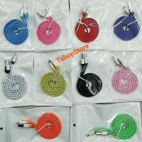Kabel USB For Iphone (Gepeng Kecil)