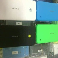 Cover Battery / Casing Belakang / Back Door Nokia Lumia 630