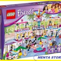 LEGO Friends # 41058 Heartlake Shopping Mall Heart Lake Malls Emma
