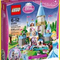 LEGO Disney # 41055 Princess Cinderella's Romantic Castle Cinderella