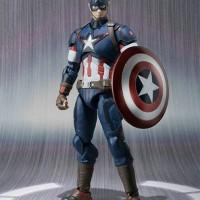 Jual SHF Captain America Avengers Age Of Ultron Murah