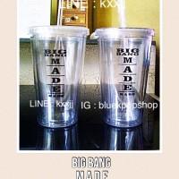 Tempat Minum / Cold Cup / Tumbler Kpop BIG BANG 'MADE'