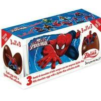 Zaini Eggs Chocolate Surprise ' SPIDERMAN '