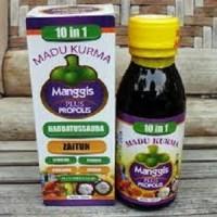 Jual health madu kurma manggis plus propolis obat nafsu makan cerdas anak Murah