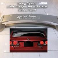 Wing Honda Civic FD Mugen RR