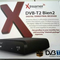 SET TOP BOX DVB-T2 ( XTREAMER) tv digital