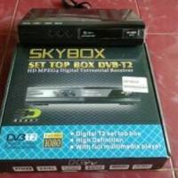 SET TOP BOX DVB-T2 (Sky Box) Tv Digital