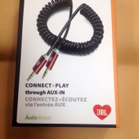 harga CABLE AUDIO SPIRAL / CABLE AUX Tokopedia.com