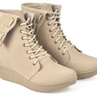 sepatu boot wanita / boots wanita terbaru/boot perempuan bcc 885