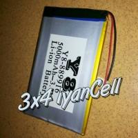 harga Baterai/battery Tablet Advan T5b (2 Kabel) 5000mah Tokopedia.com