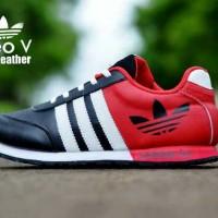 sepatu casual kuliah pria sneaker ADIDAS NEO CLASSIC V RACER import