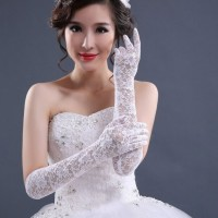 Sarung Tangan 037 - Gaun Pengantin Wedding Dress Wedding Gown