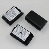 Tutup Baterai, Batre, Battery Stik Wireless Xbox360 Hitam