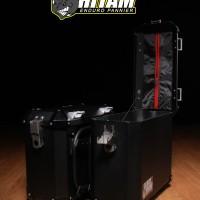 harga Box Motor Badak Hitam Almunium Pannier Tokopedia.com