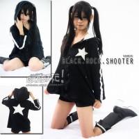 Black Rock Shooter Hoodie