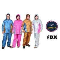 harga Jas Hujan Fixie Quality Jaket Celana Pria Wanita Tokopedia.com