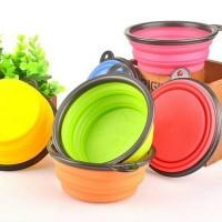 Mangkuk Makan Anjing / Portable Bowl