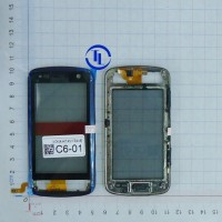 TOUCH SCREEN NOKIA C6-01 FRAME