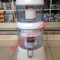 PEMBERSIH AIR POT CLEAN & HEALTHY WITH BIO ENERGY WATER PURIFIER 15 L