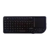 Rapid Keyboard Wireless Mini Q69 KM Green Laser