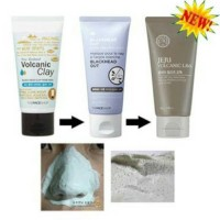 The face shop blackhead out nose clay pack 50ml