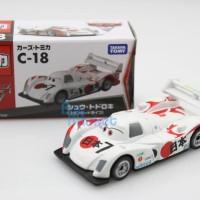 Jual TOMICA CARS COLLECTION C-18 JAPAN RACING DISNEY PIXER Murah