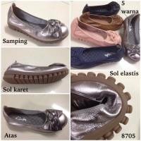 Sepatu Wanita Clarks Radial Ulir #Kualitas Premium