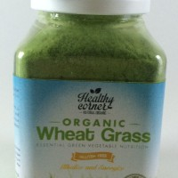 Organic Wheat Grass Powder (45 gr)