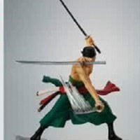 "Bandai Action Figure One Piece ""ATMO"" [Zoro] JapVer"