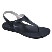 sendal / sandal wanita kulit sintetis Catenzo RY 478 hitam